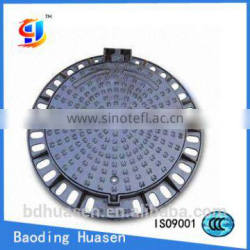 professional china manufacturer hot sale sewer manhole cover