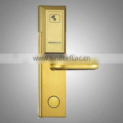 RFID card door lock with stainless steel for low temprature use hotel door lock K-3000CP1B