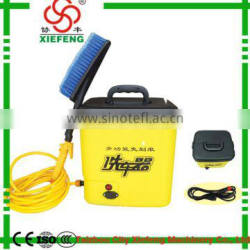 New product steam car washer