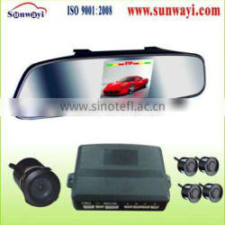 LED display car parking serson with wing mirror