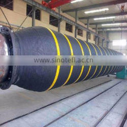 Competitive Price!!Flexible Steel Wire Braided Floating Industrial Flange Rubber Dredging Hose/Flexible Rubber Discharge Hose