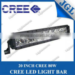 "10w led light bar Vision JGL EVO Prime LED Light Bar 20"" (30 degree spot beam) 80w fog light super bright off road light"