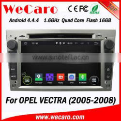 Wecaro HD in Car Multimedia Mp5 Phonebook TV Android Car Stereo for Opel Astra Vectra 2005 2006 2007 2008