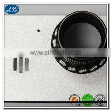 CNC machining for almighty HD aerial photography camera