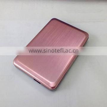Sand blast red anodised aluminium cnc parts in Guangdong