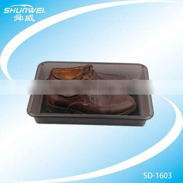 Transparent PP car shoes tray