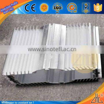 Hot! heat insulation aluminium profile supplier, high quality led aluminum extrusion heat sink