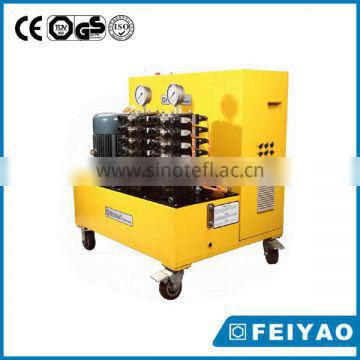 PLC synchronous lifting system