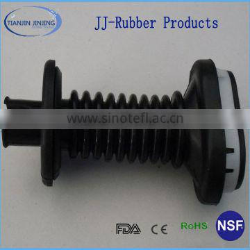 [M]High Quality Customizable Perfect Retractable Performance AtypicalShape &Material General Rubber Bellows Connection Joints