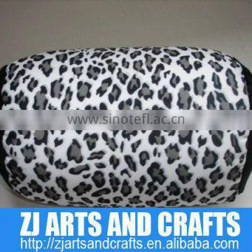 JJ01023-2 Microbeads Relax Neck Roll tube pillow
