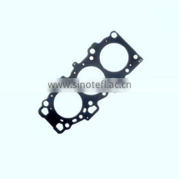 Customized auto rubber accessory parts with holes