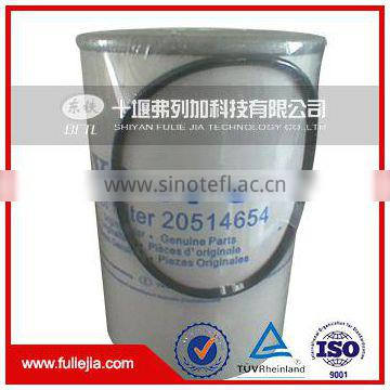 20514654 20998367 oil filter,automobile lube oil filter