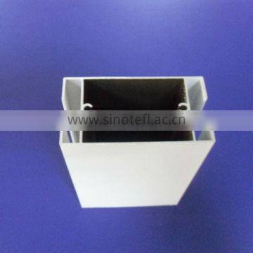 Powder coating aluminium profile