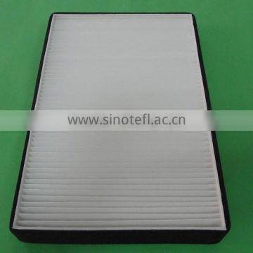 CHINA WENZHOU FACTORY SUPPLY ACTIVATED CARBON CAR AIR CABIN FILTER CU3054/6808606/1808610/90520689/13175553