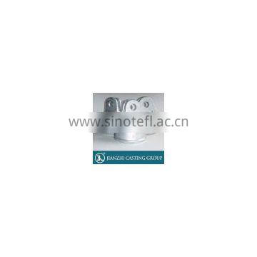 """Clevis Type metallic Fitting for 6\""""Disc Insulator"""