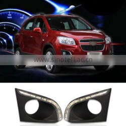 Auto LED DRL Car Daytime Running Lights For Chevrolet TRAX 2013 2014 2015