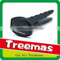 2015 new item car vent stick/ clip air freshener for air conditioner