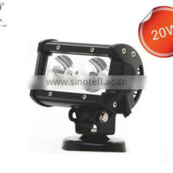 50000hours 2 years warranty 18w super wholesale 10inch cree off road 4x4 hid car led 9v-32v auto hid spot light
