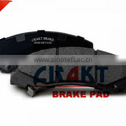 Disc Brake Pads for BMW,TOYOTA,NISSAN,FORD