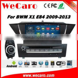 """Wecaro WC-BW9001 9"""" android 4.4.4 dvd for bmw x1 e84 2009 2010 2011 2012 2013 car multimedia system navigation dvd player Quality Choice"""