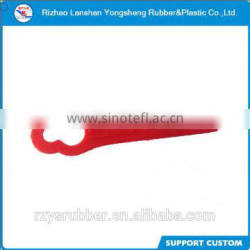 Colorful PP Plastic Lawnmower Blade for UK market