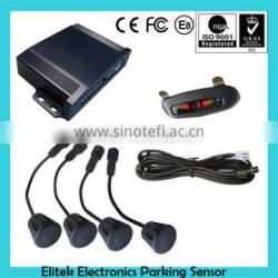 Spare tire and tow bar learning rear parking sensor system (SHD08-4-RF0)