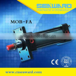MOB series FA front flange type Light Duty Hydraulic Cylinder