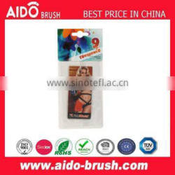 AD-1724 customised funny hanging Car vent paper air freshener/sexy car air freshener