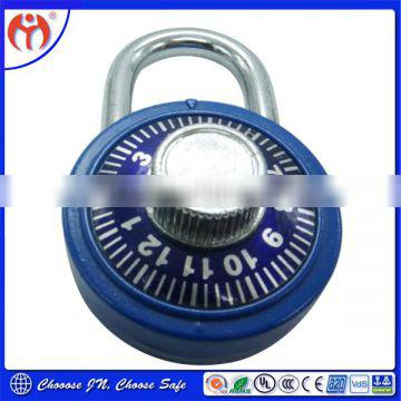 Inexpensive Widely used Product JN518 Changeable Round Combination Pad Lock