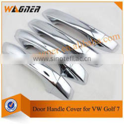 ABS Chrome Door Handle Cover Plate for VW Golf 7