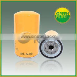Fit for JCB filter,auto engine lube system oil filter 320/04133 32004133