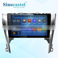 10.1 Inch Toyota Camry 2012 LCD Touch Screen Android Car DVD Player Support Bluetooth TPMS IPAS DVR DAB+