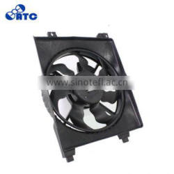 CAR Radiator Cooling Fan Fits H YUNDAI A CCENT 06-11 97730-0M000 97730-1E000