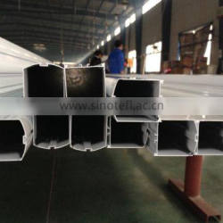 6000 series aluminum extrusion profile for Myanmar market