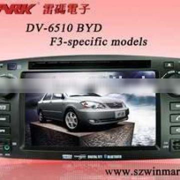 Double din Special Car DVD