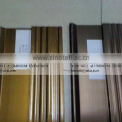 Aluminium profile for window