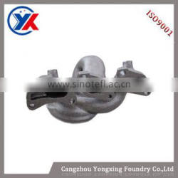 marine turbo exhaust manifold castings