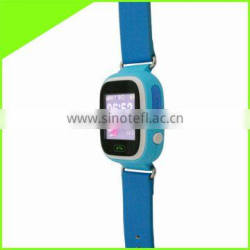 Child anti kidnapping gps gsm watch tracker with wifi lbs locate