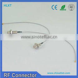rf coaxial connectors for cable assemblies ,sma female connectors with bulkhead to ipex for cable rg 1.13 Quality Choice