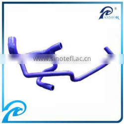 China Flexible Heat Resistance Ant-aging Auto Parts Silicone Rubber Pipe