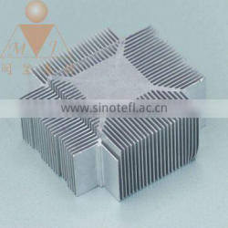 high performance aluminum radiator profile