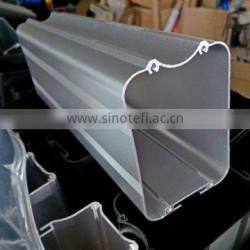 Customized OEM anodized aluminum enclosure box (aluminum extrusion enclosure, aluminum junction box)