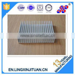 types of alu profil aluminium alloy radiator profiles auto accessory