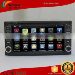 Wecaro Car Radio For Toyota Lcd Screen Car Dvd Player With 3G Wifi Navigation,ipod,stereo,radio,usb,BT