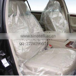made in qingdao plastic auto seat cover