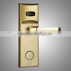 RFID card door lock with stainless steel for low temprature use hotel door lock K-3000G1B