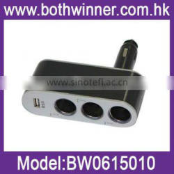 1 to 3 convertor with USB port