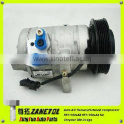 Auto A/C Air conditioning Remanufactured Compressor R5111034AB 55111034AA for Chrysler 300