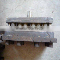 auto parts with mould processing