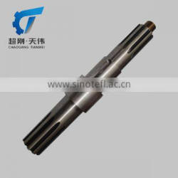 ISO9001 OEM stainless steel cnc machining shaft
